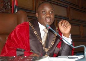 Lord Mayor Erias Lukwago