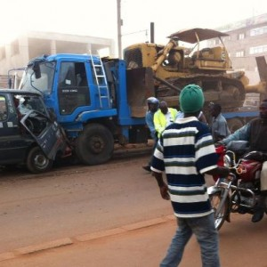 Bwaise accident