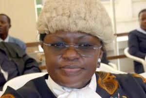 Justice Constance Byamugisha