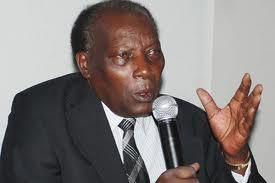 Prof. George Kanyeihamba