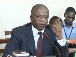 Former Premier Amama Mbabazi