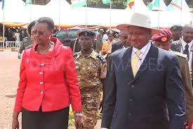 Museveni with Janet]