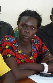 NRM Caucus spokesperson Evelyn Anite