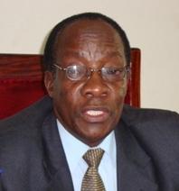 EC Chair Kiggundu