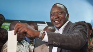Kenyatta now