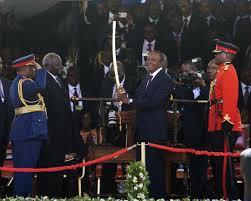 Kenyatta's day