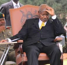 Museveni worried