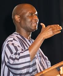 UPC President Dr.Olara Otunu