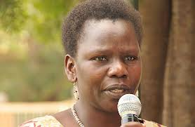 Uganda Aids Commission boss Christine Ondoa