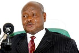 Museveni pix