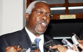 Auditor General John Muwanga