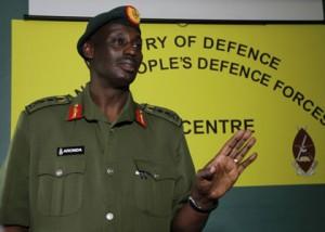 Gen.Aronda Nyakairima