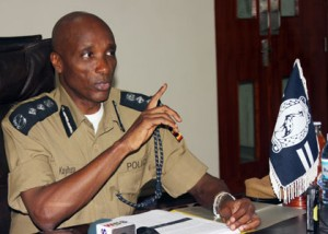 Police Chief Gen.-Kale-Kaihura