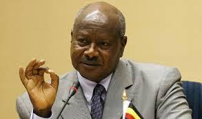 President of Uganda Yoweri Kaguta Museveni