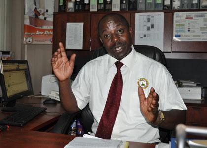 UNATU General Secretary  James Tweheyo