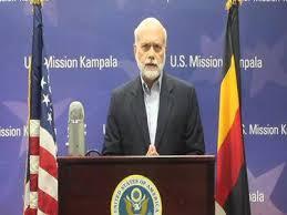 US Ambassador Scott Delisi