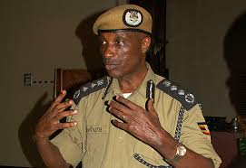 Gen. Kayihura explains relocation of police families