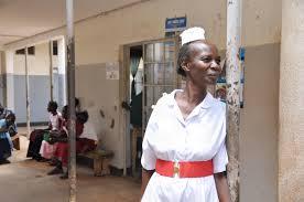Lira Hospital nurse