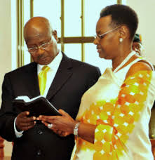 M7 and Janet in church