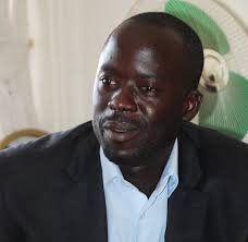 MP Odonga Otto, one of the suspended MPs