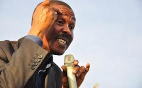 FDC leader Mugisha Muntu