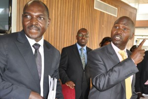 Rebel MPs in court
