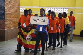 Ugandan athletes