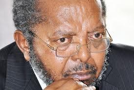 Central Bank Governor Tumusime Mutebile