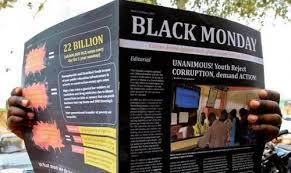 Black Monday Bulletin