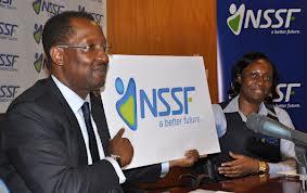NSSF boss Richard Byarugaba
