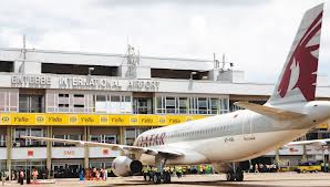 Entebbe airport last