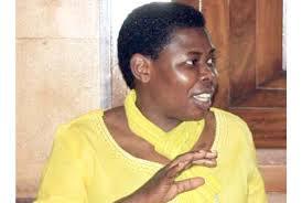 Minister Rose Namayanja