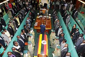 Parlaiment mourns