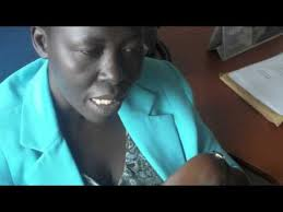 PAC chairperson Alice Alaso