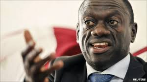 Besigye today