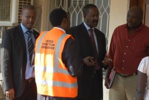 EC officials