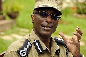 Police Chief Gen. Kale Kaihura