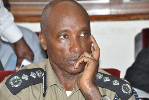 Police Chief Gen. Kale Kayihura