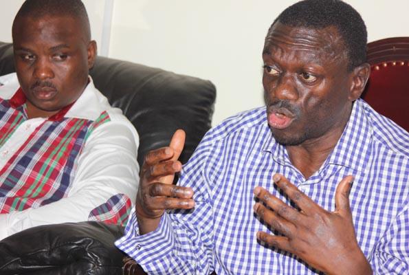 Besigye and Lukwago still in police custody