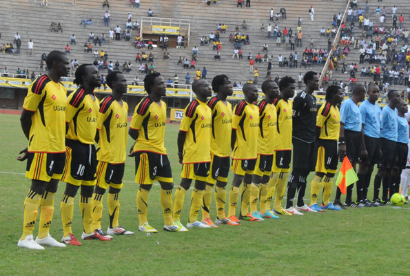 FUFA Raises Ticket Fees For Comoros AFCON Game