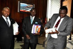 MPs received Ipad 2
