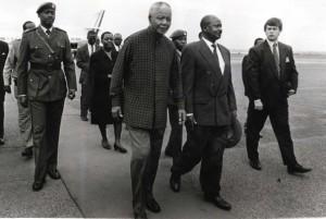 Mandela, Museveni 3