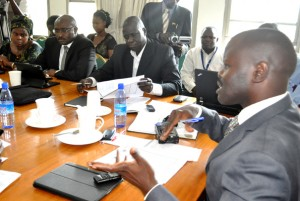Defence committee on Sudan 3