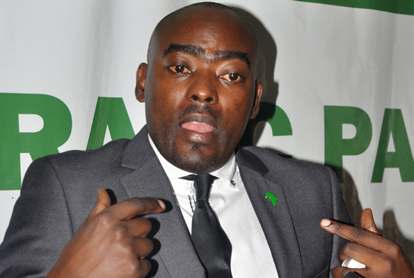 EALA MP Fred Mbidde
