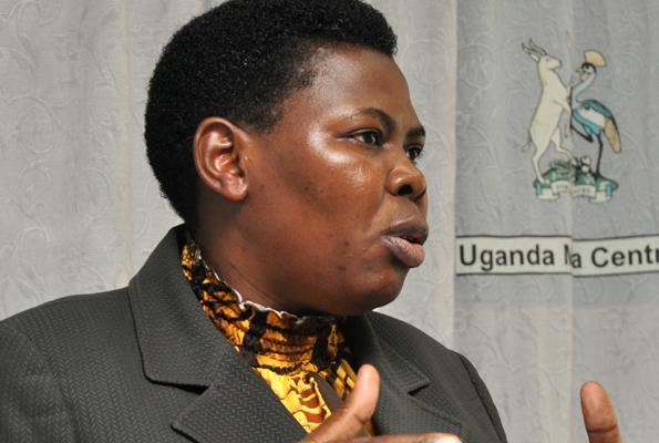 Minister Rose Namyanja