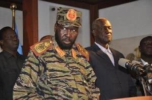 South Sudan new