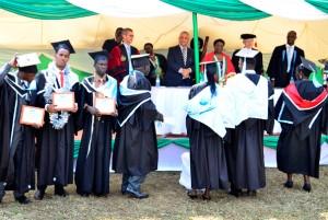 IHK Graduation