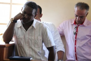 Kalungi and others in court