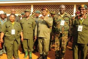 Kyankwanzi MPs new