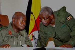 Museveni at Kyankwanzi